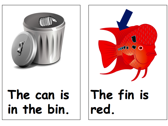 Phase Two -rhyming word revision books