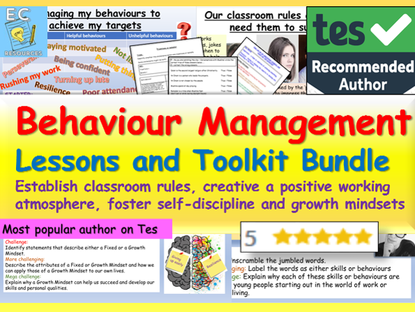Behaviour: Behaviour Management