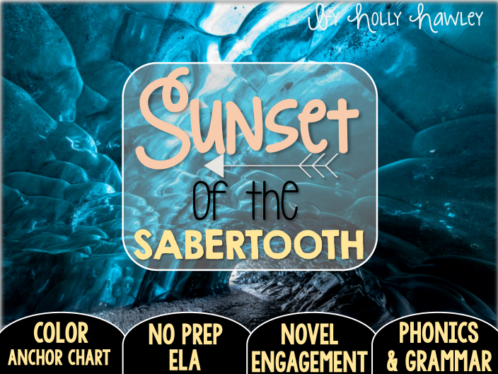 Sunset of the Sabertooth NO PREP ELA