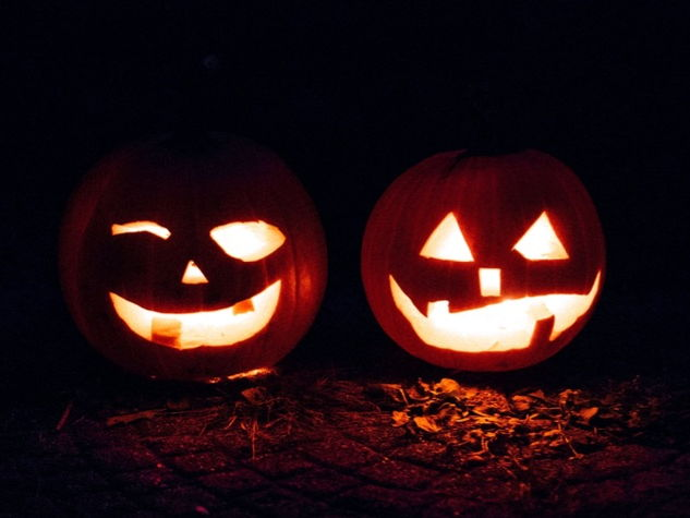Halloween: Video lesson Jack o' lantern Intermediate