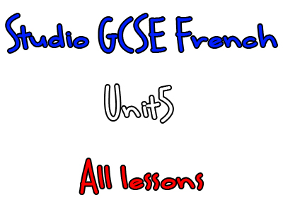 Studio Higher GCSE Spanish - Unit 5