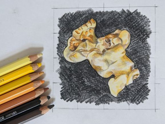 Typologies - Photography and Drawing exercises - 3 lessons