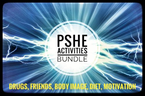 PSHE Activities for KS3