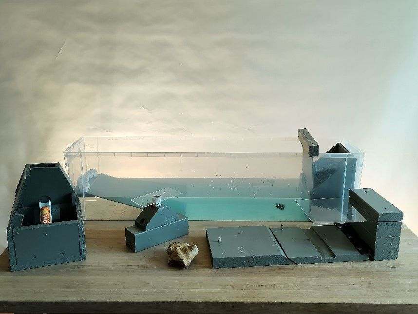 Coastineers Tsunami Model - Build your own!