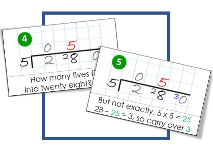 Short Division Help Guide
