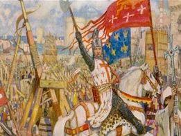 King John - Richard I, The Crusade & John (1/7 Wolsey Academy)