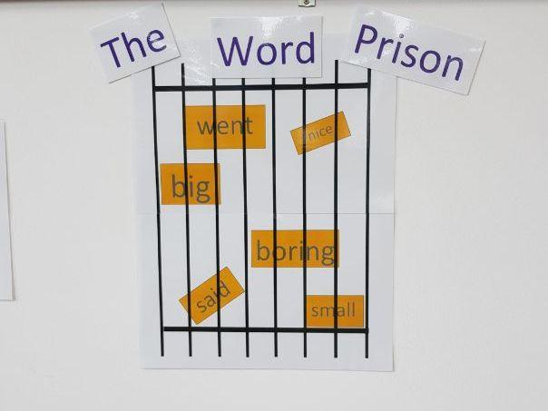 Word Prison