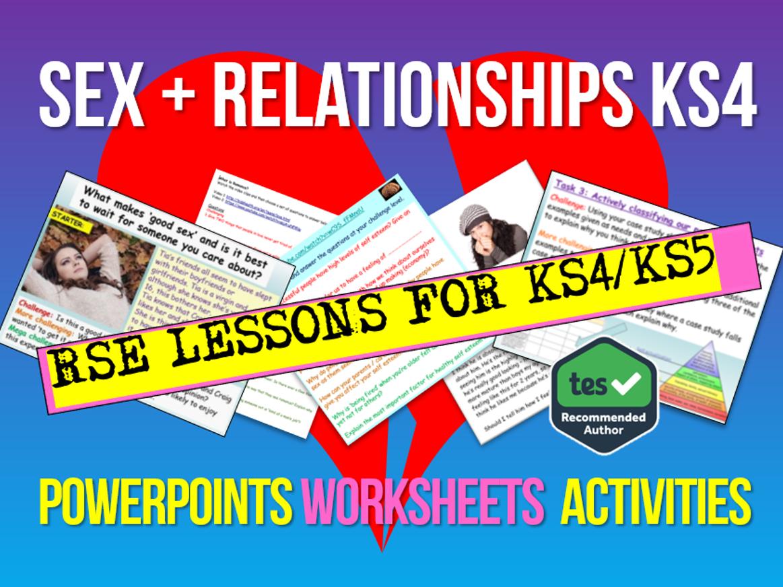 RSE KS4 / KS5