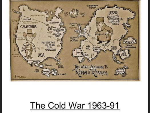 AQA A-Level History The Cold War Option C Y13 Essential Knowledge Booklet