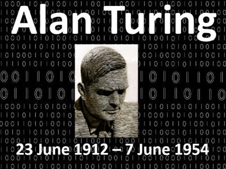 Resilience and Endevour Asembly:  The Alan Turing Story