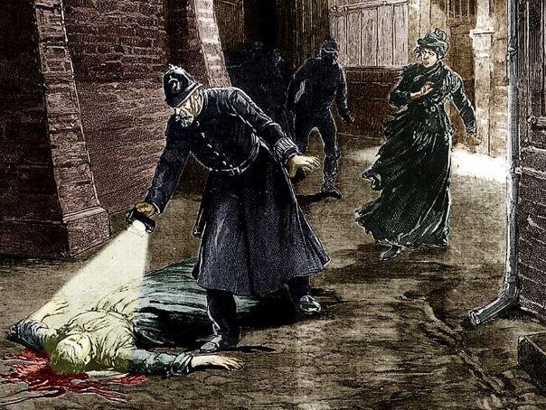 The Jack the Ripper Murder Case 1888