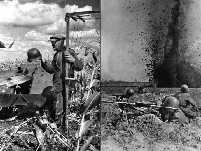 OVER 10,000 World War II Photo's & Images