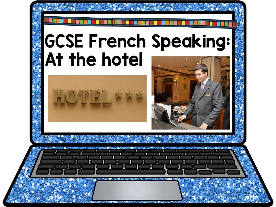 GCSE Bundle: 'At the Hotel' Role Play