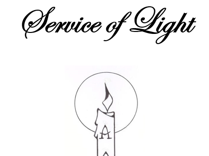 Service of Light Complete Mass Booklet