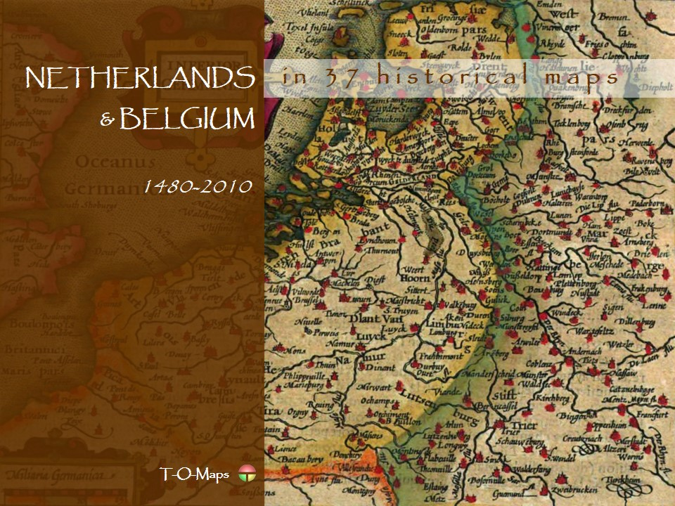 Historical e-Atlas Netherlands & Belgium