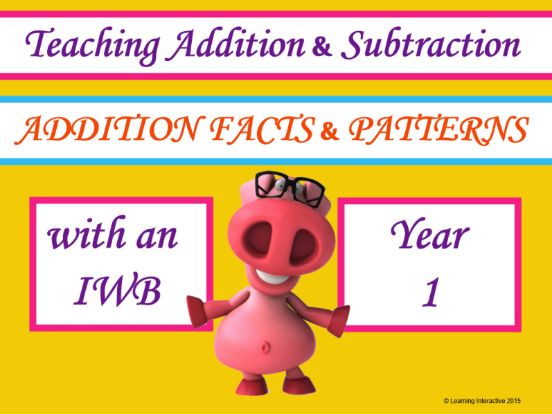 Addition Facts and Patterns