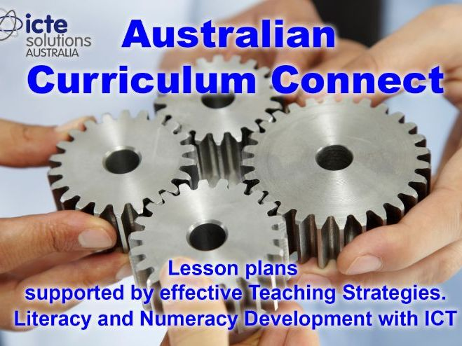Foundation Literacy Lesson Plans with ICT Teaching Strategies
