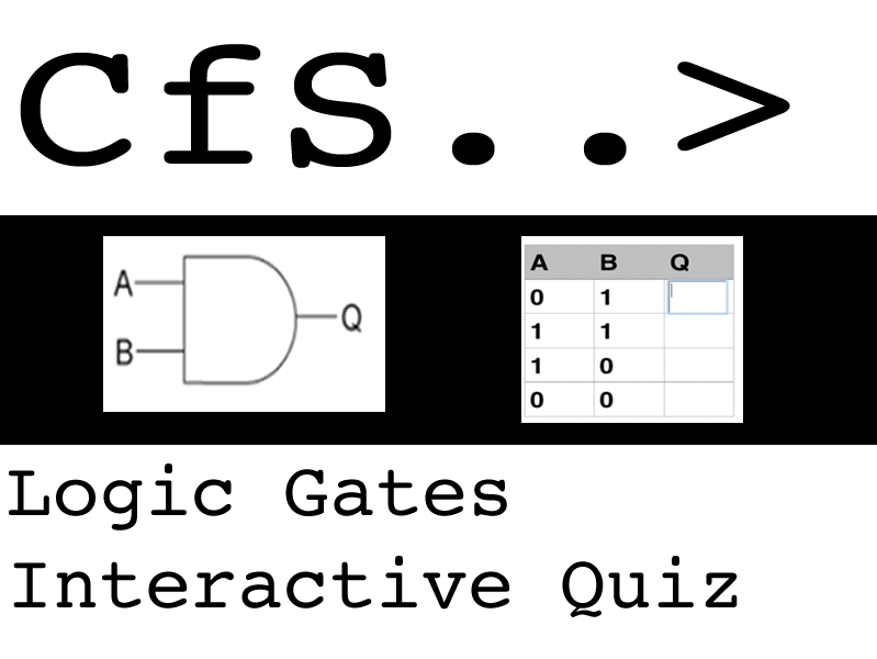 Logic Gates Quiz