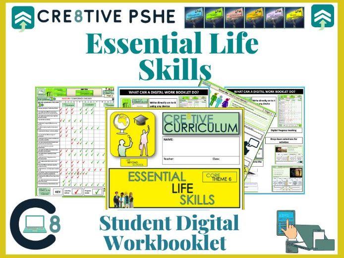 Life Skills PSHE Digital booklet