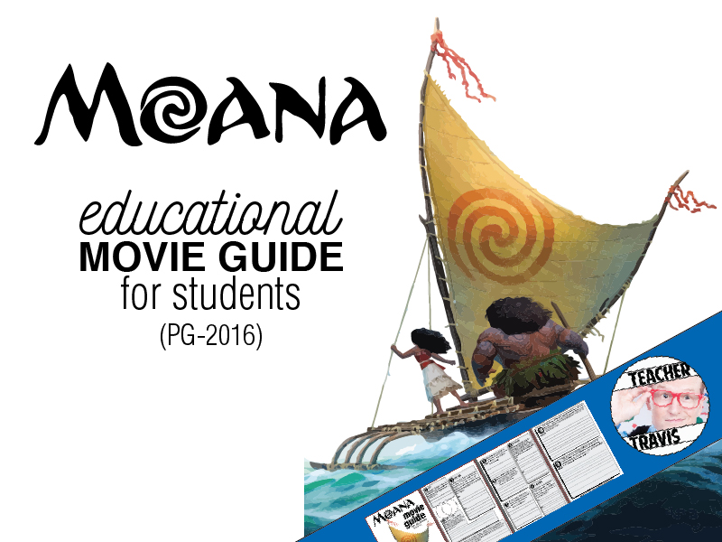 Moana Movie Viewing Guide