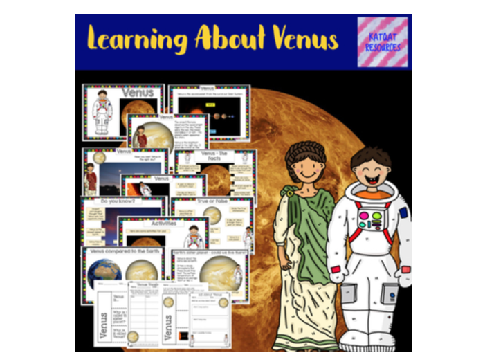 Venus - No prep lesson