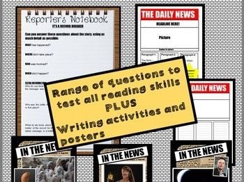 IN THE NEWS: Reading and writing compilation package