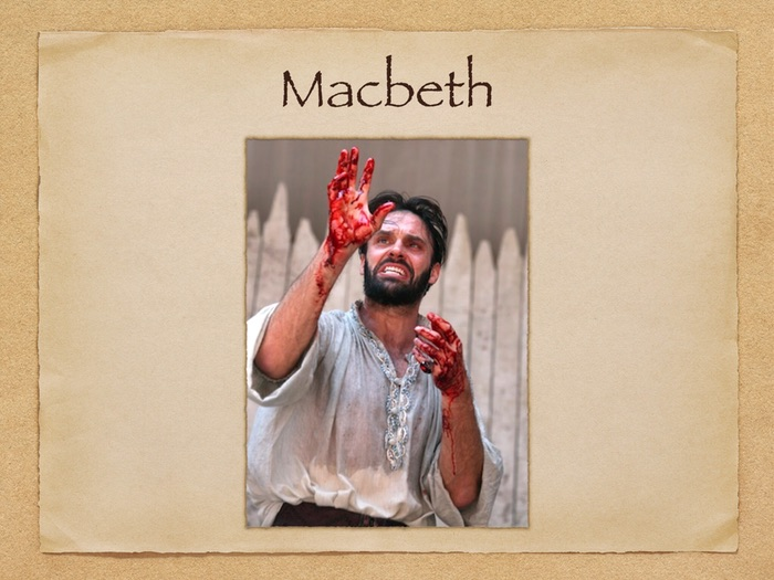Macbeth: after reading