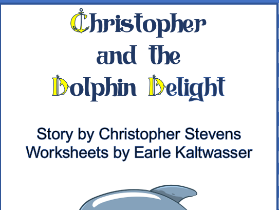 Short Story with Activity Pack - Christopher and the Dolphin Delight