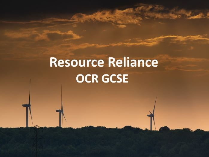 Resource Reliance