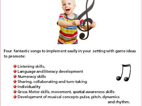Early Years Music Lesson Plan