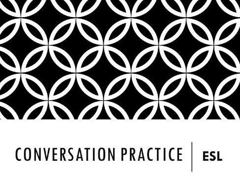 ESL Speaking Practice for Advanced Speakers