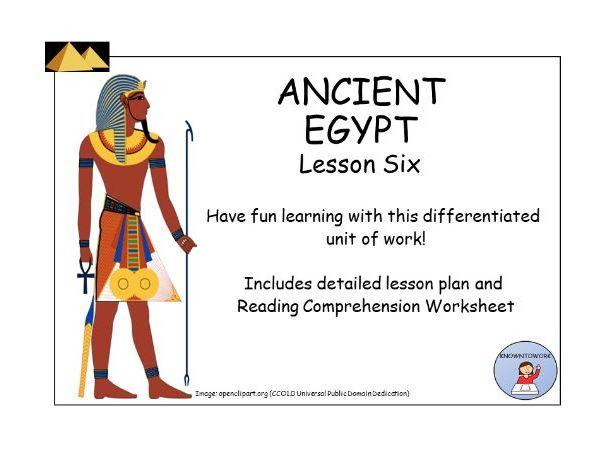 AncientEgypt:ReadingComprehension-TheRosettaStone