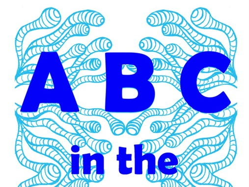 ABC in the SEA Colouring book - Art- Marine life- Marine Conservation
