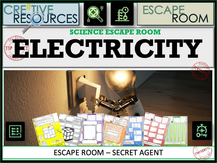 Electricity - Science Escape Room