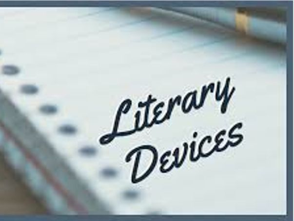 Literary Devices for creative writing