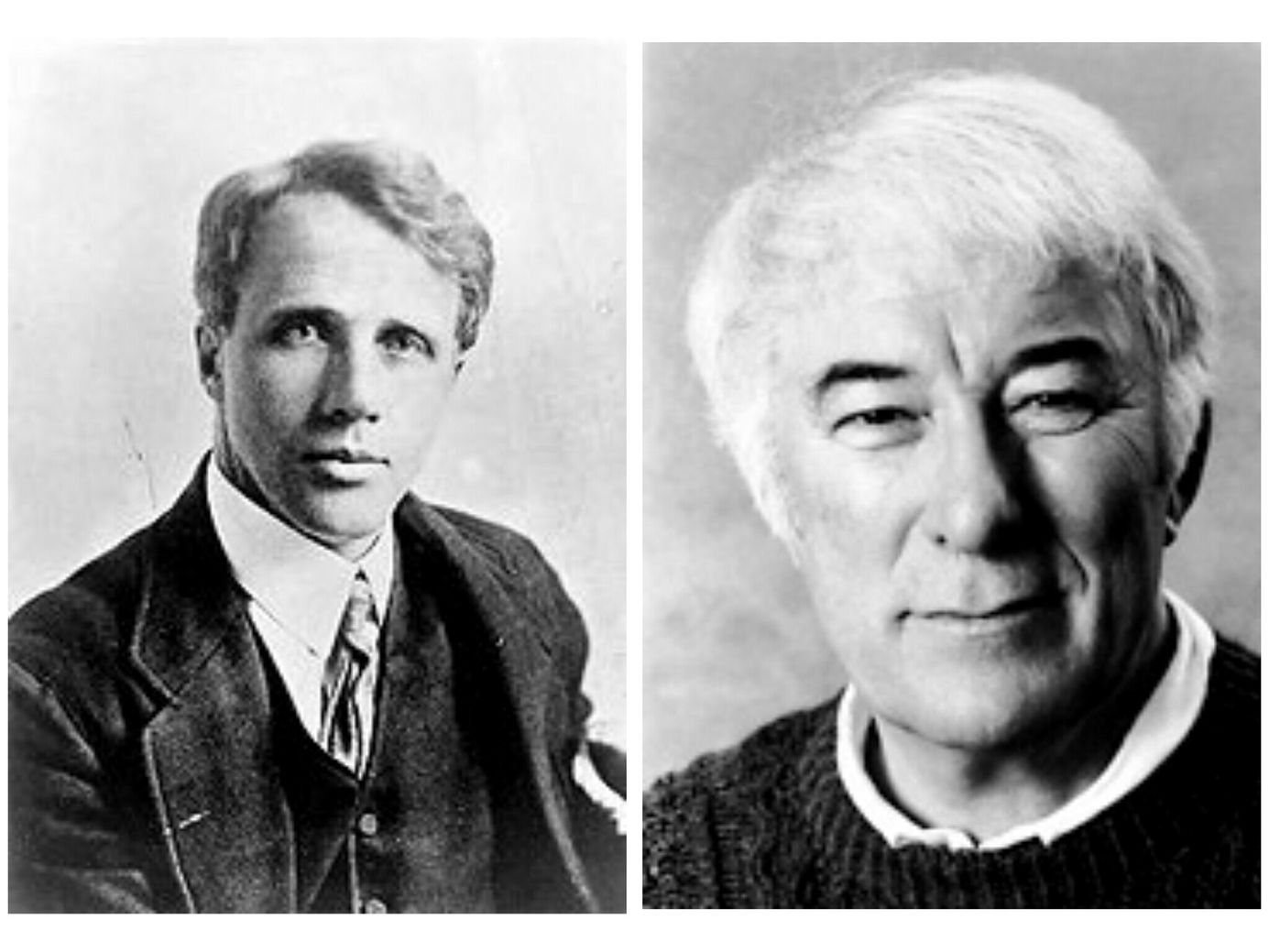 CCEA  English Literature AS1 Robert Frost and Seamus Heaney Anthology