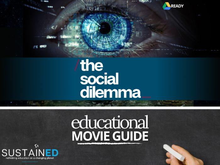 The Social Dilemma Educational Film Guide | NETFLIX | Profits Donated