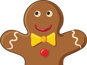 DT: Gingerbread Men - Food Technology (Baking)