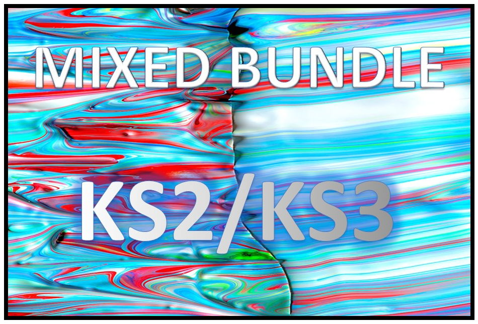 KS2/KS3 Mixed MEGA Bundle