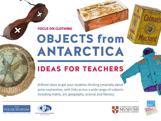 Clothing in Antarctica