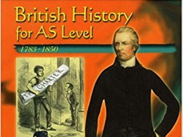 Introduction to British History 1780-1880