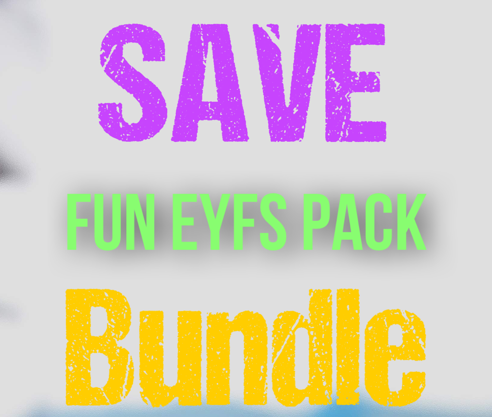 Fun EYFS Bundle