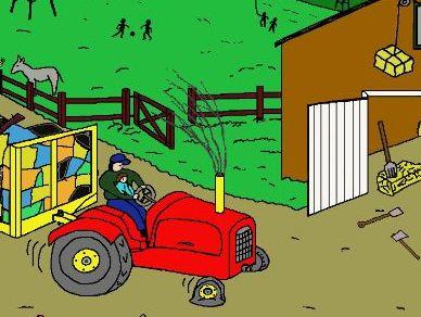 Farm Safety Spotter