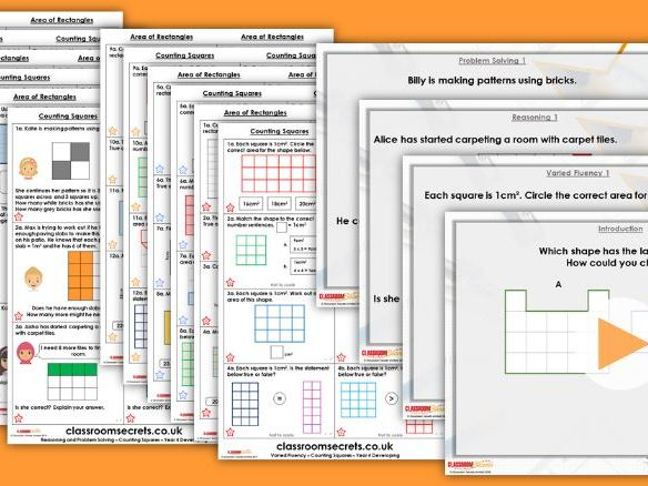 Year 4/5 Mixed Age Spring Block 2 Step 2 Lesson Pack