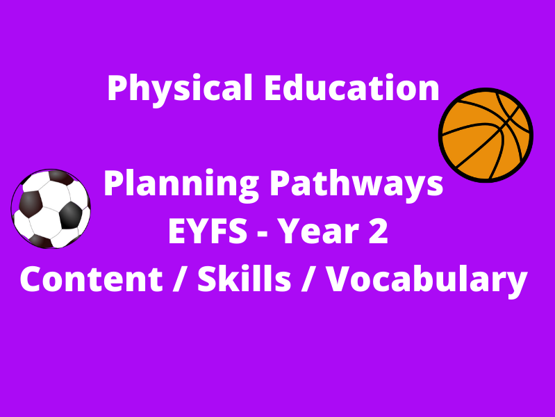 Primary Physical Education Planning Pathways
