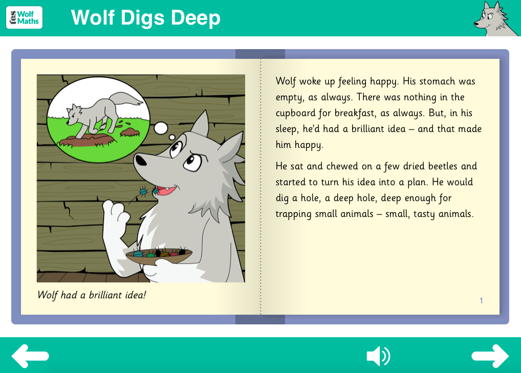 Addition to 10 - Interactive Storybook - KS1 Number
