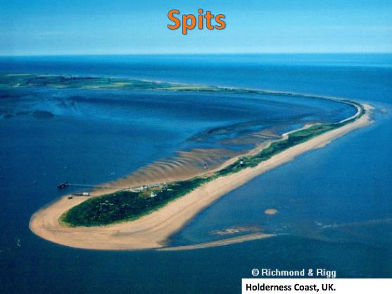 KS3 Coasts - Spits