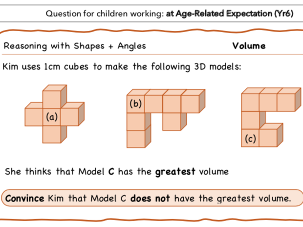 Year 6 Maths Reasoning: Shapes + Angles