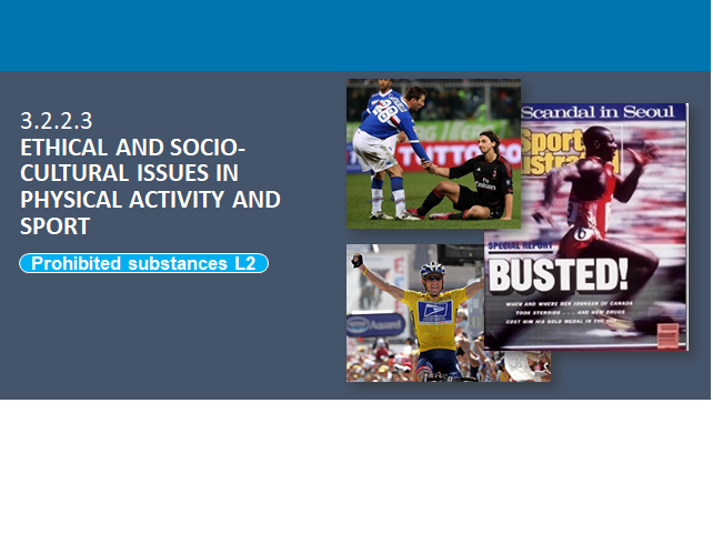 BUNDLE: NEW AQA GCSE PE (9-1) 3.2.2.3 Ethical and socio-cultural issues in sport