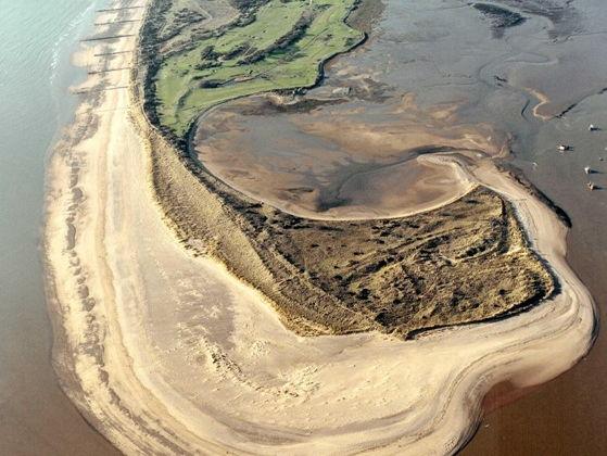 Dawlish Warren: How is sea-level rise affecting Dawlish Warren?
